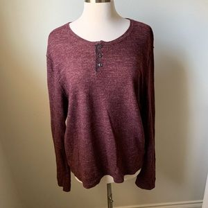 Vince Long Sleeved 85% Wool XL